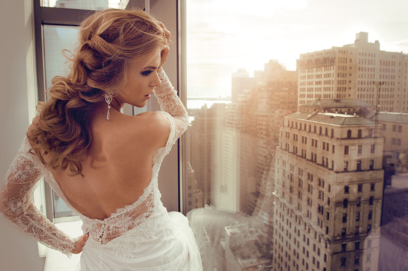Expo Beauty Institute Bridal Styling