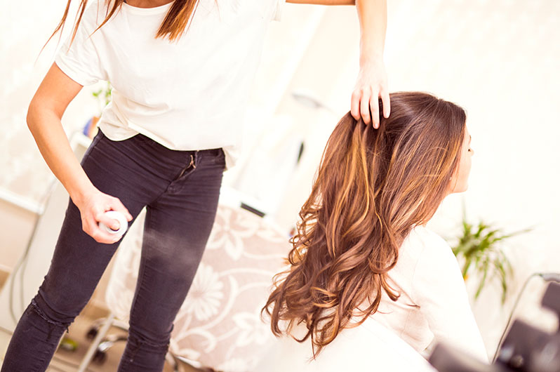 Expo Beauty Institute Hair Styling