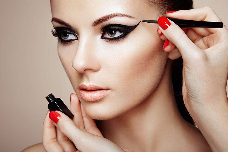 Expo Beauty Institute  Makeup Services