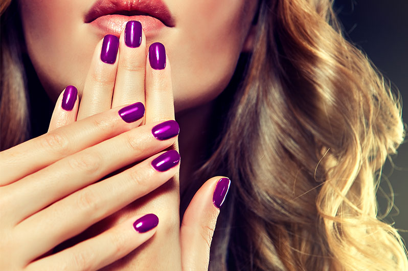 Expo Beauty Institute  Manicure Services