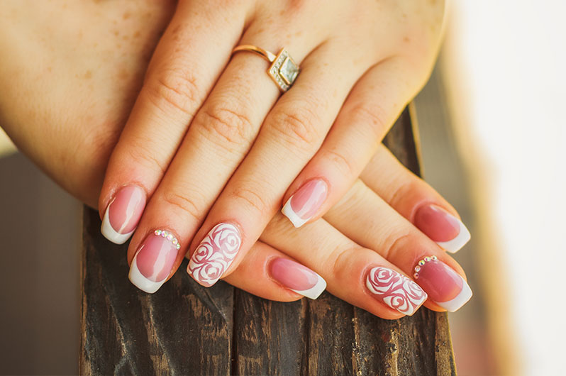 Expo Beauty Institute  Nail Art Services